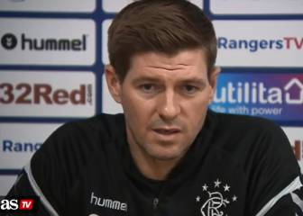 Rangers boss Gerrard talks Old Firm atmosphere ahead of derby
