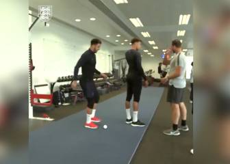 Kyle Walker gets revenge after Dele Alli challenge