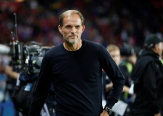 Tuchel unsure of PSG team selection for Liverpool match