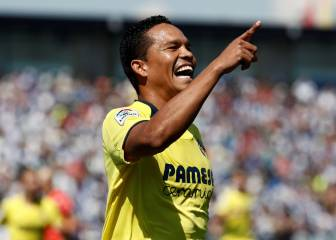 Carrillo perdona, Bacca decide y el Villareal reacciona