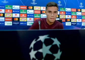 Any Iniesta comparison is flattering - Coutinho