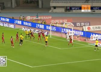 Es un no parar de meter goles: Paulinho sigue infalible en China