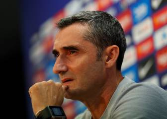 Valverde sobre el The Best: