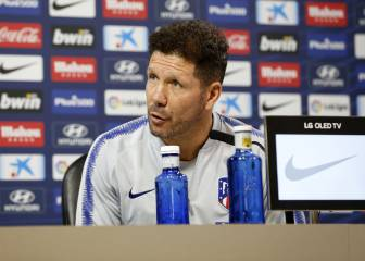 Simeone y su confianza plena en Diego Costa Vs el Real Madrid