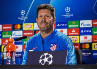 Simeone graciously declines to comment on José Mourinho