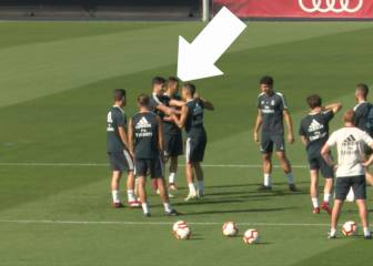 Lucas jumps down Asensio's throat in Real 'rondo' row