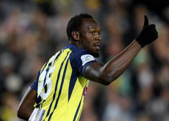 Usain Bolt feeling nerves ahead of A-League debut for Mariners