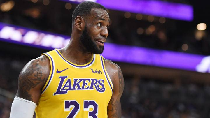 LA-Bron James - the King\'s latest chapter