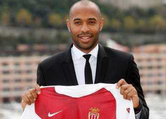 Monaco's Henry will 'always carry' Arsene Wenger influence