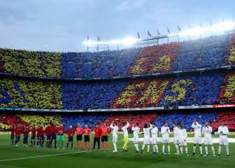 Five talking points ahead of El Clásico